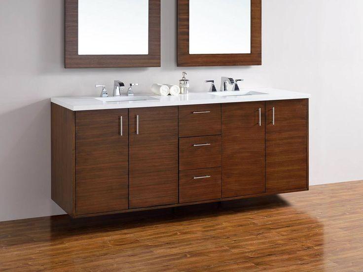 21 best bathroom vanities with tops images on pinterest - Discount bathroom sinks vanities ...