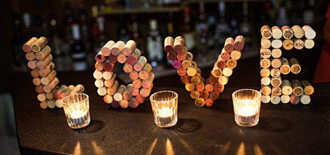 decoracao de casamento que esta em alta : decoracao de casamento que esta em alta: De Cortiça Vinho no Pinterest