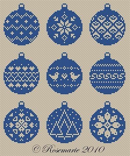 Gallery.ru / Кому простеньких новогодних шариков? Налетай!!! - Новый год и Рождество_1/freebies - Jozephina