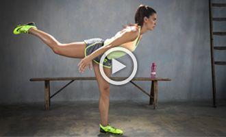 3 x work-outs voor slanke en strakke benen