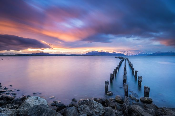 """Into the Infinite"", Puerto Natales, Patagonia, Chile. by Joel Santos"