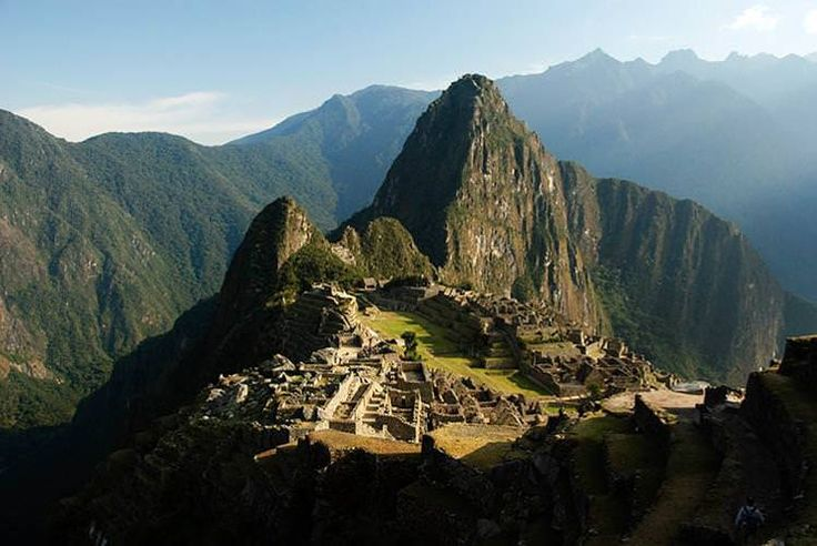 Lonely planet - Machu Picchu transport and overview