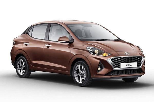 Dit Is De Hyundai Aura Dengan Gambar