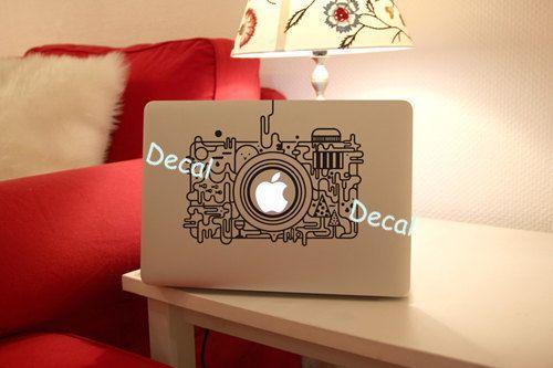 sticker MacBook / macbook pro décalque / macbook air par MixedDecal