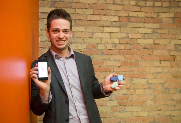 The Inner Geek Beacon App Delivers Information About Vehicles #locationbased trendhunter.com