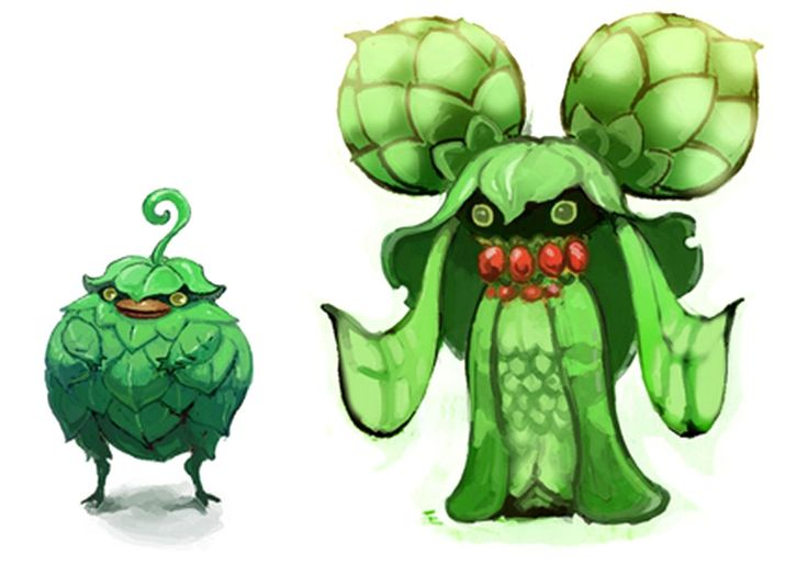 Plant Monster from Final Fantasy XI: Seekers of Adoulin