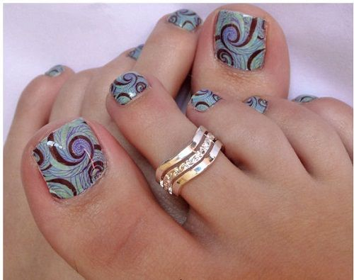 111 best pedicure images on pinterest nail art fashion and hair prinsesfo Image collections