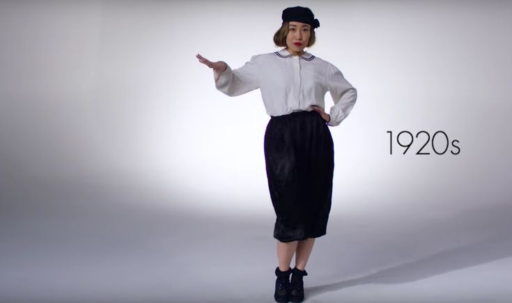Cassey Ho shows us 100 years worth of athletic styles in 3 minutes