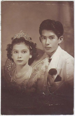Wedding pictures in the philippines in old times