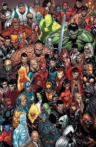 Which Fandom Do You Actually Belong In? I got Marvelverse. Kinda surprised because my answers were all over the board