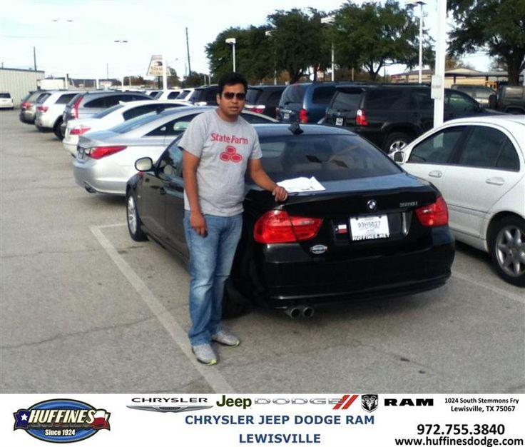 https://flic.kr/p/QCQKMU | #HappyBirthday to Ivan from Joe Koubek at Huffines Chrysler Jeep Dodge Ram Lewisville! | deliverymaxx.com/DealerReviews.aspx?DealerCode=XMLJ