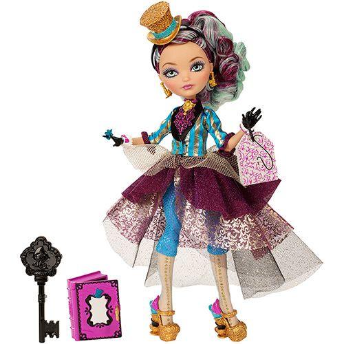 Ever After High Dia do Legado Madeline Hatter - Mattel