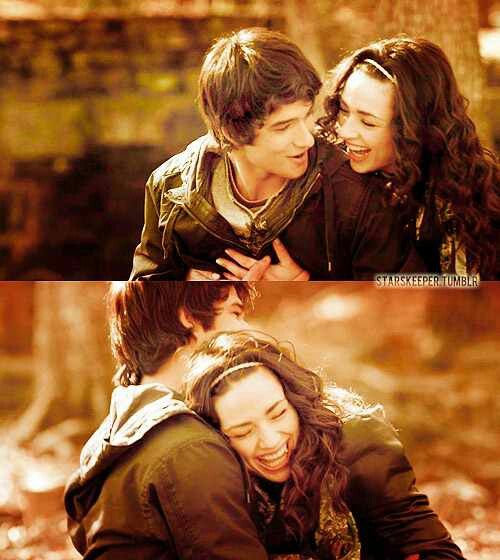 Scott and Allison from teen wolf. I think this picture shows a great idea of what I want my relationship to look like... of course when I get one (;