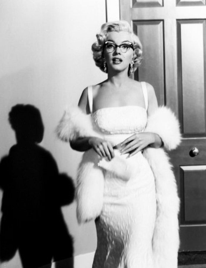 Marilyn Monroe in How to Marry a Millionaire (1953).