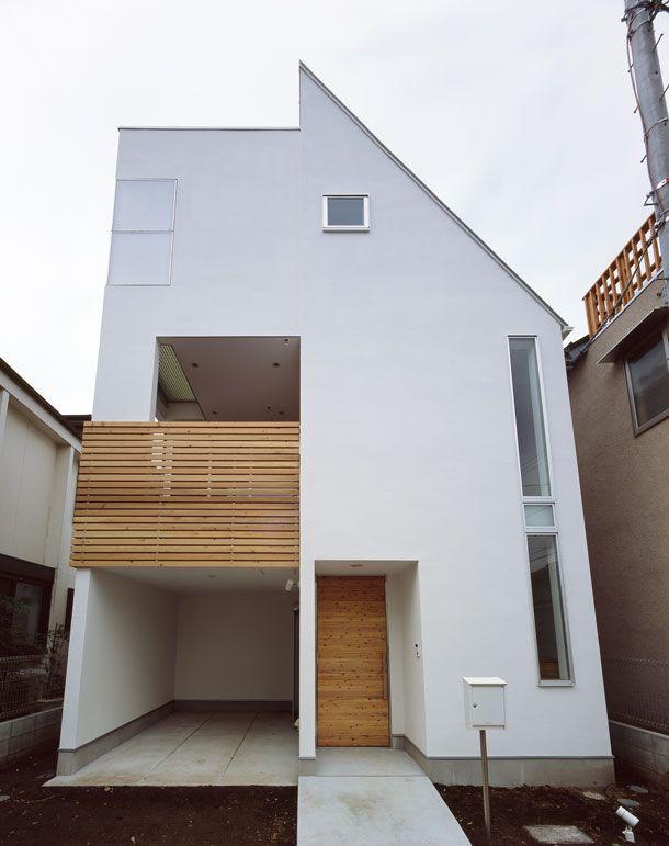 Mejores 37 im genes de en pinterest casas peque as for Arquitectura moderna casas pequenas