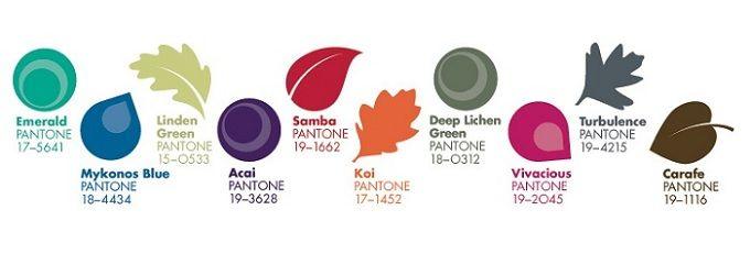 Conoce los colores que invadirán la paleta cromática Otoño-Invierno 2013/2014