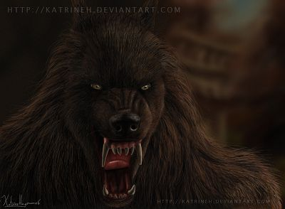werewolf | The above images is how a REAL werewolf should look like.From : The ...