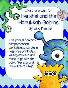 Hanukkah the hershel and goblins pdf