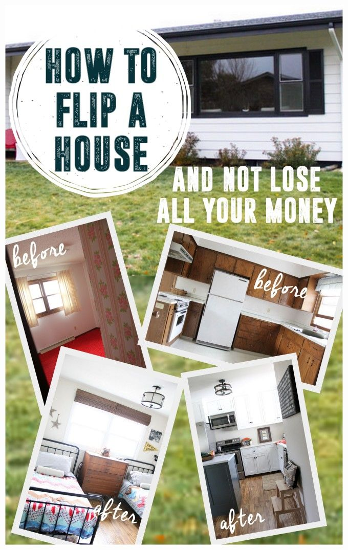 329 best images about remodeling guide on pinterest for Is flipping houses easy