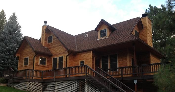 7 Popular Siding Materials To Consider: The 9 Best Red Cedar Images On Pinterest