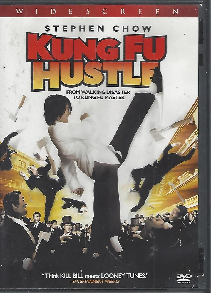 Kung Fu Hustle (DVD, 2004) Stephen Chow