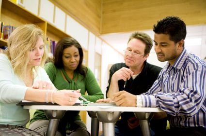 teachers working together as a team | additional service offerings ...