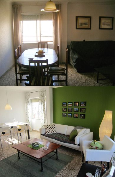 191 best ANTES-DESPUES images on Pinterest Before after, Homes and