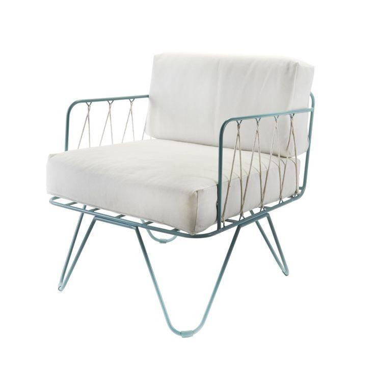 Honoré Outdoor Armchair by Serax