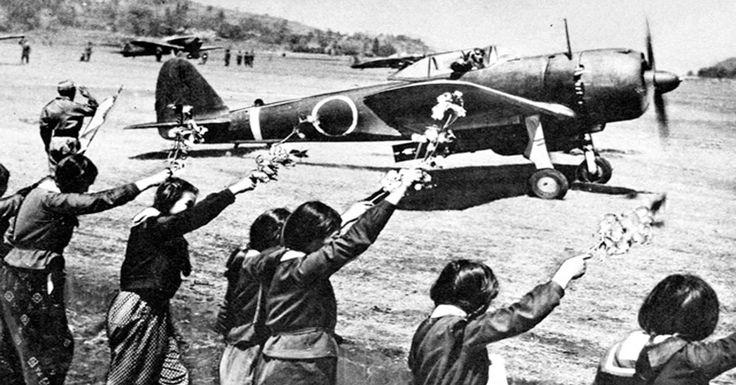 5 Quick Facts About Japan's Deadly WW2 Kamikaze Pilots