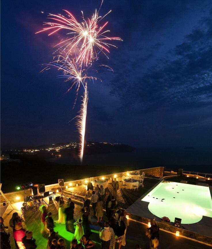 Thermes Villas - Santorini