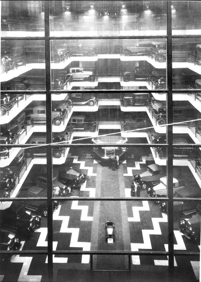 Le Marbeauf Showroom, Albert Laprade, and L. E. Bazin, 1929, Paris, France