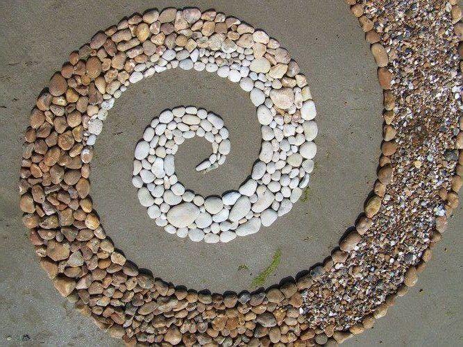 Mandala Homes Land Art Art Et Art Sculpture
