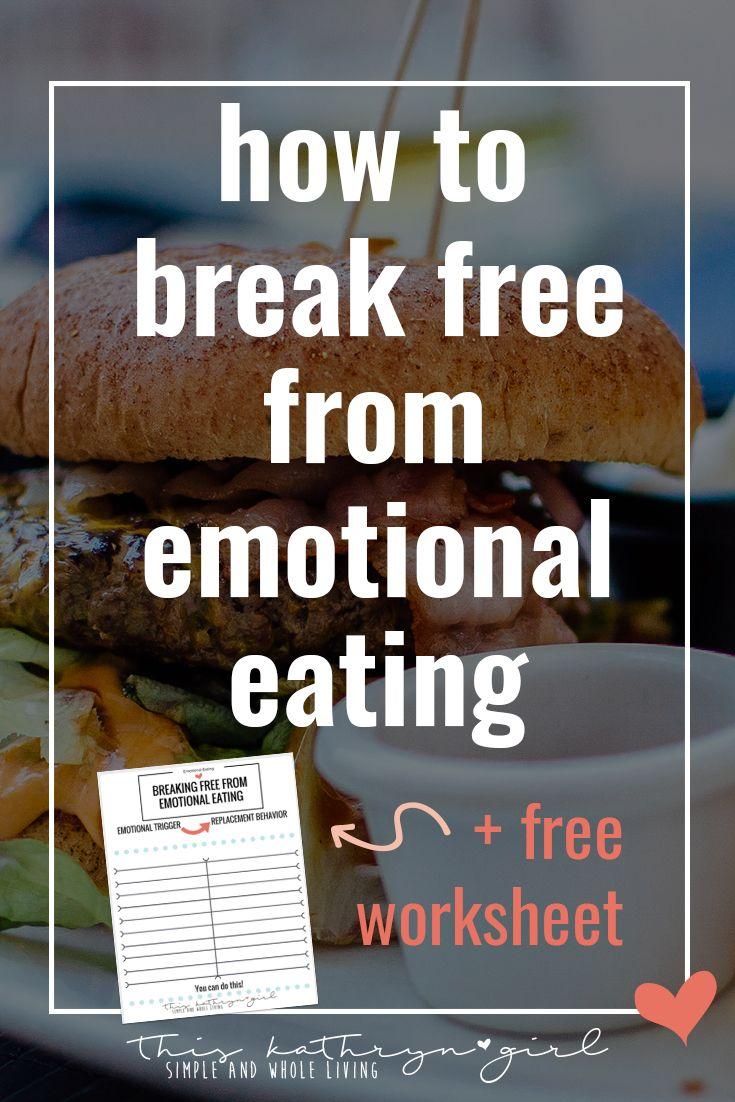 how to break emotional eating