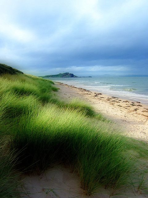 Yellowcraigs Beach, Scotland