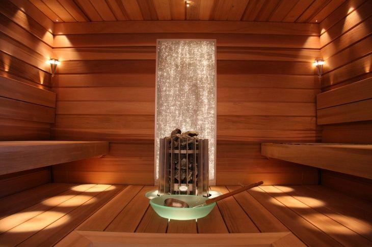 Sauna, fantasia