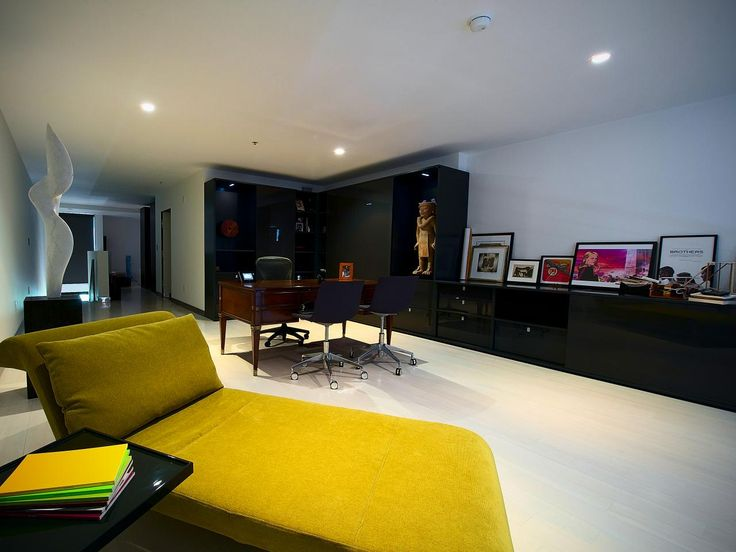 Don't let your downstairs become a black hole. Learn what you need to brighten up your basement on HGTV.com.