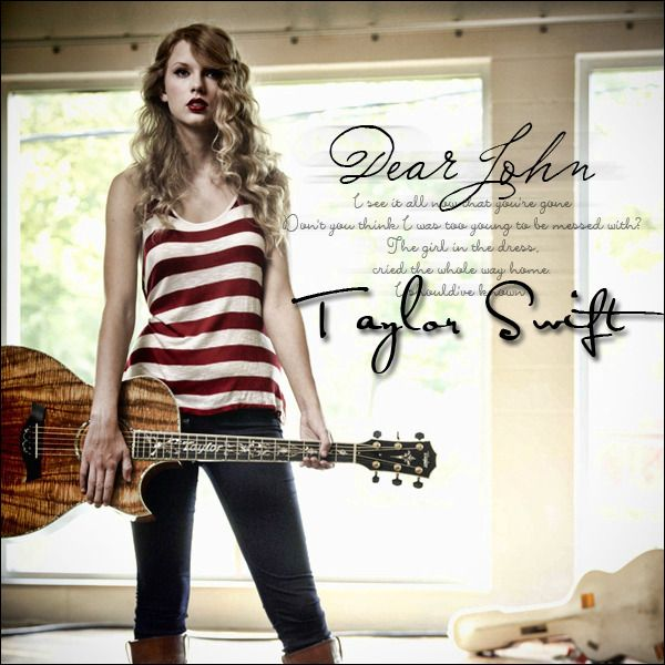 Taylor Swift's Dear John Online Video with Lyrics | iDeeTUBE