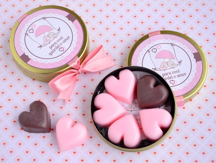 #heart #love #favor #lembrancinhas