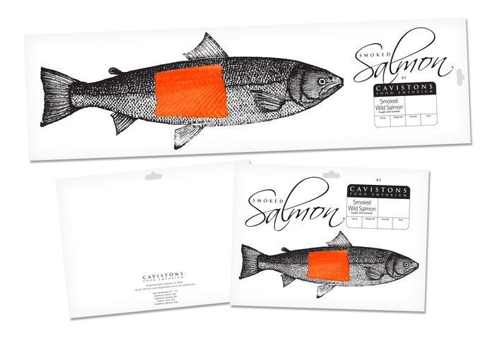 smoked salmon packaging - Google Search