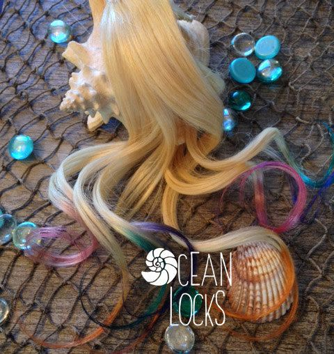 36 best ocean locks hair extensions images on pinterest hair tie dye hair extensions mermaid hair pink hair ombre hair ready to pmusecretfo Images