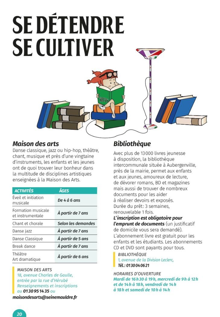 p20- grosse lecture