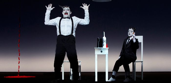 robert wilson theatre - Google Search