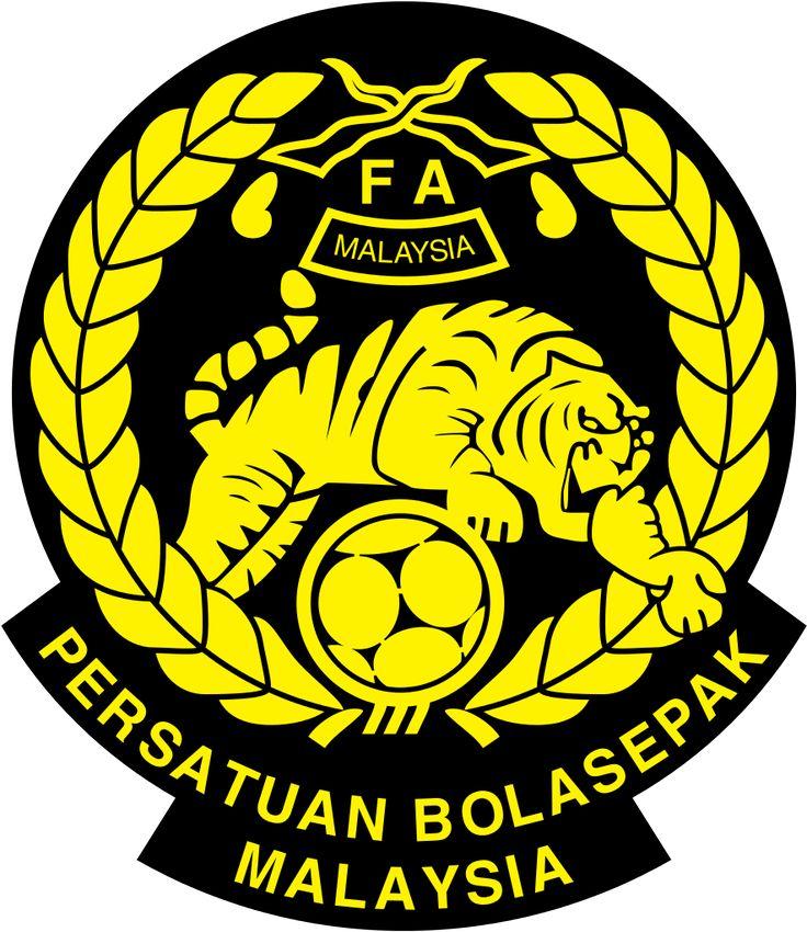 Znalezione obrazy dla zapytania malaysia national football team logo