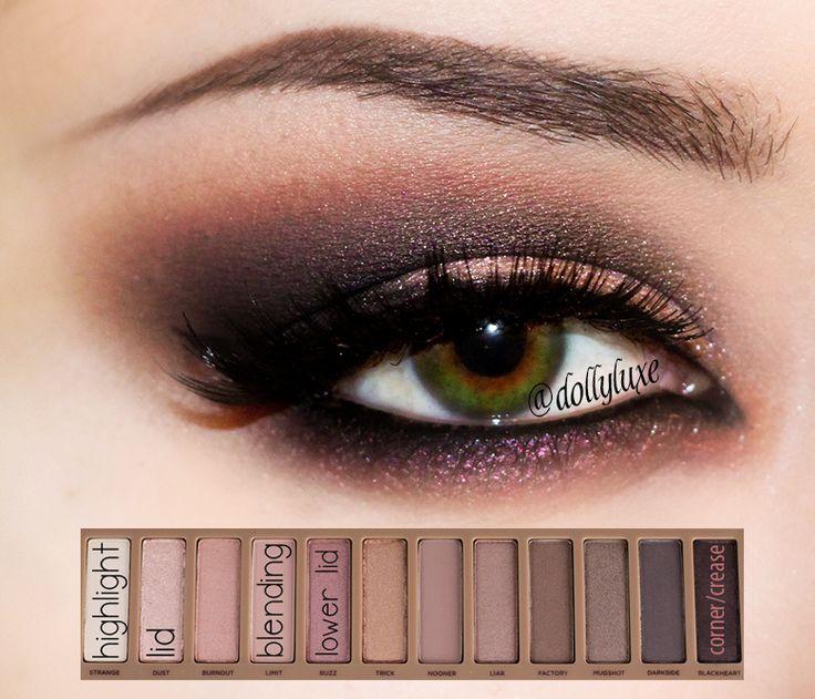 Plus de 1000 idées à propos de Make up sur Pinterest Smoky eye
