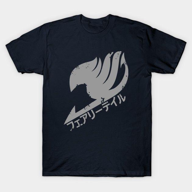 Logo Fairy Tail Anime and Manga