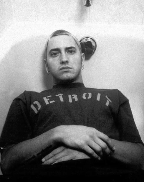 Detroit born, 13 Grammy award winner, Eminem is one of the worlds best selling artists and was the best selling artist of the 2000s