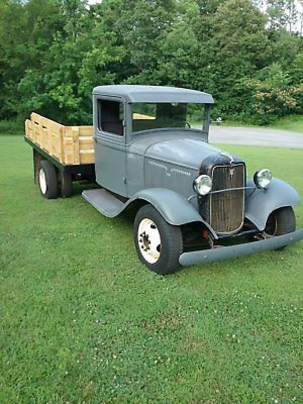 1934 Ford Other Pickups 1934 Ford Truck Classic Cars Trucks