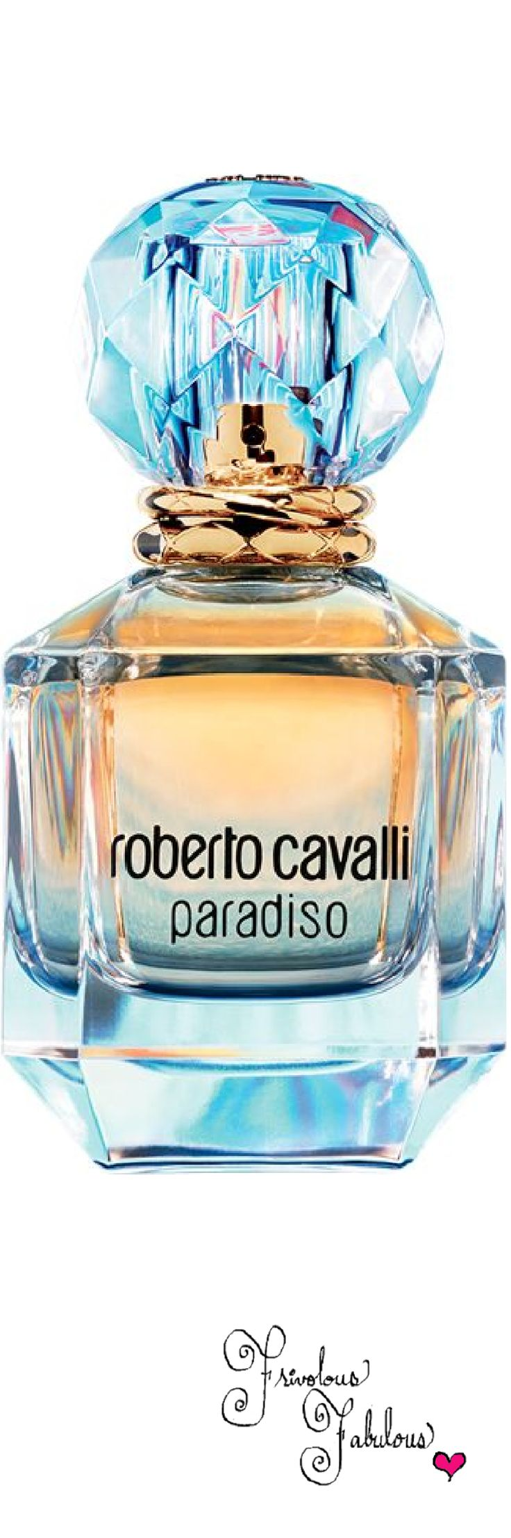 Frivolous Fabulous - Roberto Cavalli Paradiso Perfume