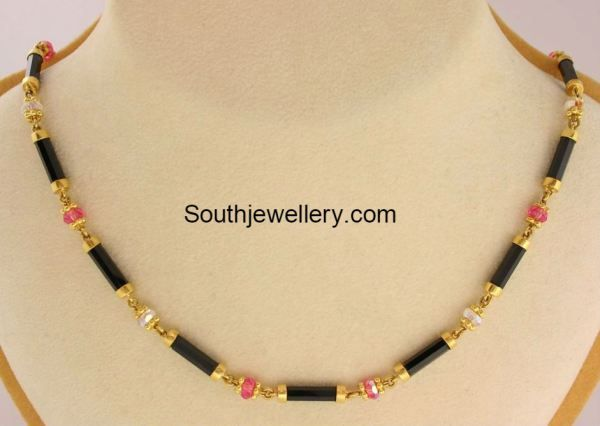 Jewellery Designs - Latest Indian Jewellery Designs 2015 ~ 22 Carat Gold Jewellery