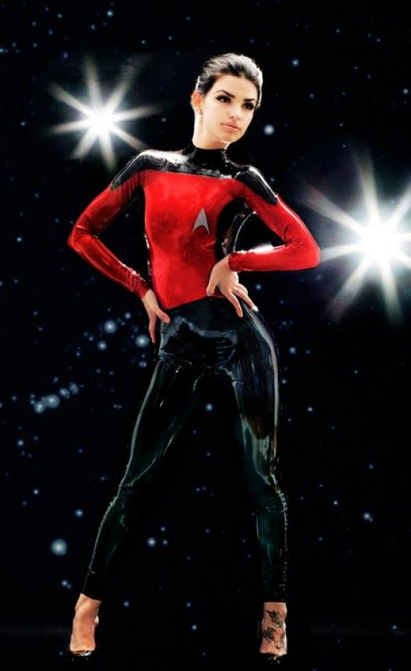 Latex Star Trek Costumes